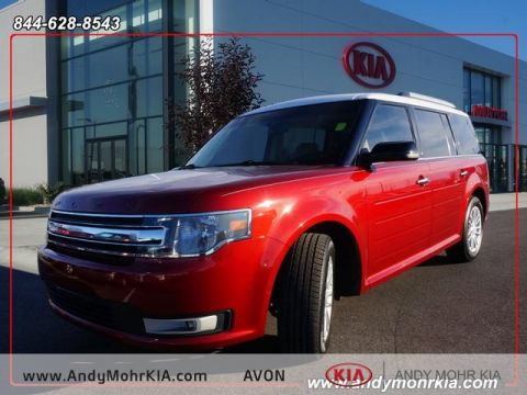 Used Ford Flex SEL