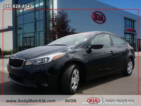 Certified Used Kia Forte LX