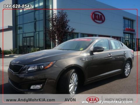 Certified Used Kia Optima EX