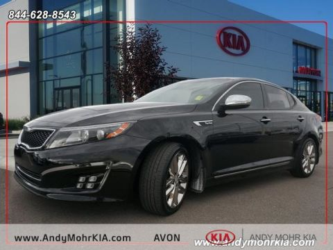 Certified Used Kia Optima SXL