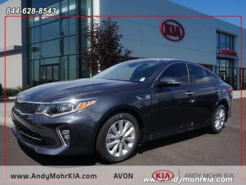New Kia Optima EX