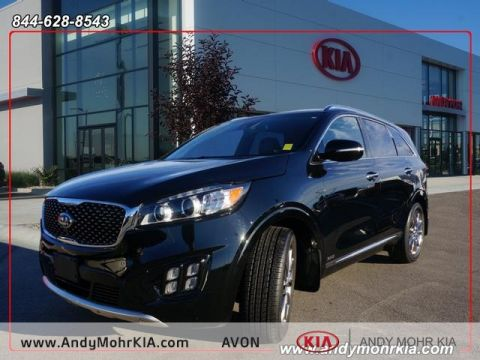 Used Kia Sorento Limited V6