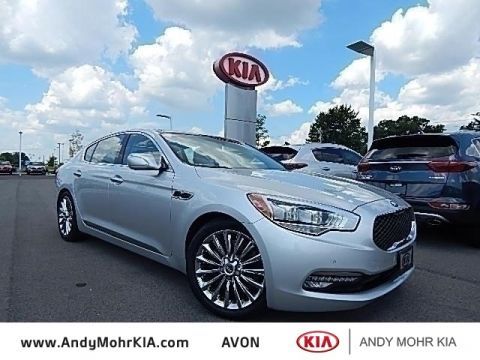 Certified Used Kia K900