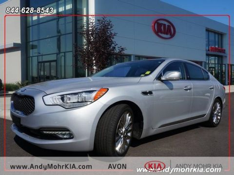 Certified Used Kia K900 Luxury
