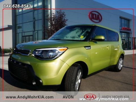 Used Kia Soul Base