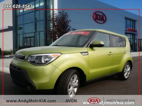 Certified Used Kia Soul