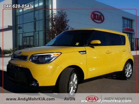 Certified Used Kia Soul Plus