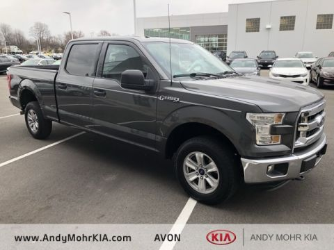 Used cars for sale avon in andy mohr kia pre owned 2015 ford f 150 xlt fandeluxe Images