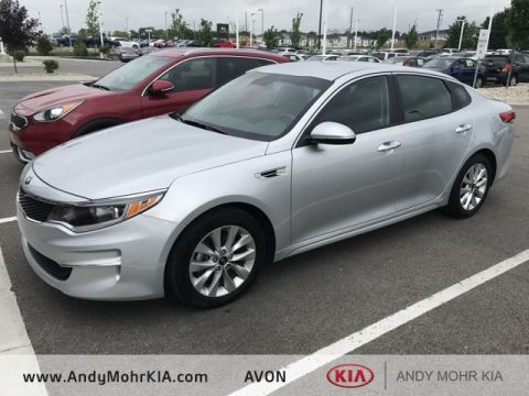 Certified Pre-Owned 2017 Kia Optima LX