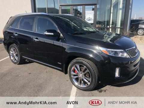 Used cars for sale avon in andy mohr kia pre owned 2015 kia sorento limited v6 fandeluxe Images