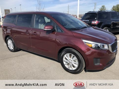 Used cars for sale avon in andy mohr kia pre owned 2017 kia sedona lx fandeluxe Images